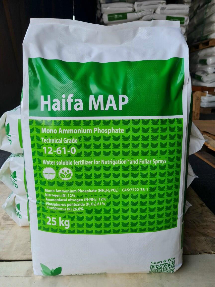 MAP Haifa- Phân bón lá cao cấp